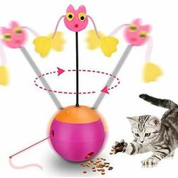 Yofun Interactive Laser Cat Toy, 3 In 1 Multi Function Autom