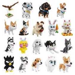 Balody Husky Corgi Schnauzer Dog Persian <font><b>Cat</b></f