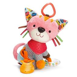 Skip Hop Bandana Buddies Stroller Toy - Katie Activity Kitty