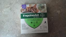Bayer Advantage II Flea Treatment for Large Cats Over 9 lbs,