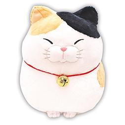 Big Hige Manjyu Plush Cat Doll Mi-sama lucky 3-color-cat by