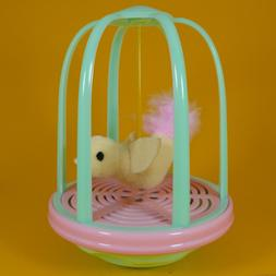 Our Pets Bird in a Cage  Cat Toy - Auto 10 min shut-off - NI