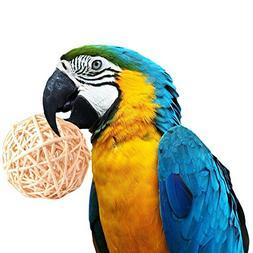 bird parrot foot scratch toy