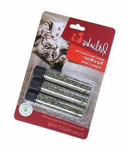 Petlinks Pure Bliss Organic Catnip, Tube 3 Pack