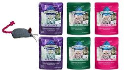 Blue Buffalo Wilderness Wild Cuts Tasty Toppers for Cats 3 F