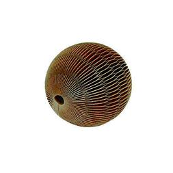 Turbo by Coastal Pet Corrugate Cat Toy 3 inch Ball