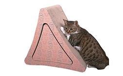 Zero Cardboard Cat Scratch Mat with Catnip Cat Scratcher Car