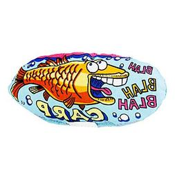 QINF Carp Fish Style Catnip Toy for Cat