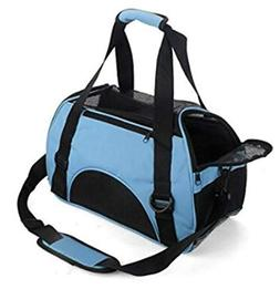 MisteSun Cat Carrier,Soft-Sided Pet Travel Carrier for Cats,