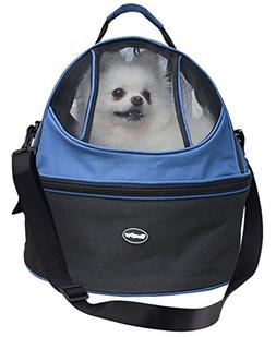 BINGPET Cat Carrier Soft Sided Small Dog Carrying Bag