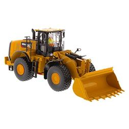 Diecast Masters CAT Caterpillar 980M Wheel Loader with Rock