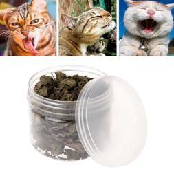 Cat Catnip Natural Organic Leaf Kitten Health Care Multi Fun