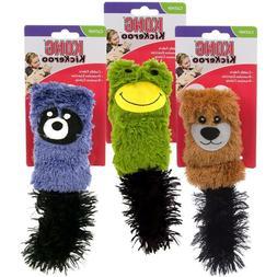 KONG Cat Cozie Kickeroo Catnip Toy