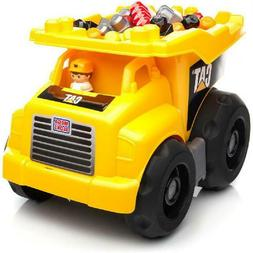 Mega Bloks CAT Dump Truck, 2-Days Delivery