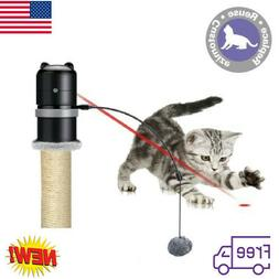 Cat Exercise Electronic Kitten Cat Toys Add To Pet House Kit