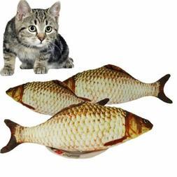 Cat Favor Fish Dog Toy plush Stuffed Fish Fish Shape Cat Toy