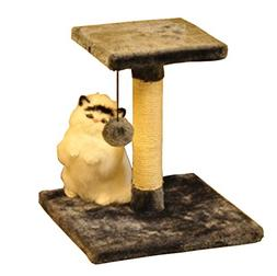 Moore Cat Furniture Cat Scratching Toy Wood Climbing Tree Ca