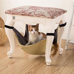 Duckart Cat Hammock Pet Velcro Hanger Canvas Mat