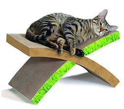 Petstages. Cat Hammock Scratcher, Invironment Easy Life Cat