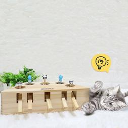 Cat Hunting Interactive Cat Play Toy Best Gift For Cats Indo