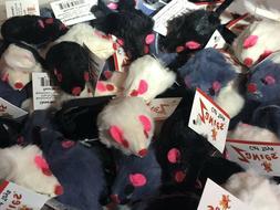 Zanies - Cat Kitten Toy - Furry Mice - Set of 5, 10, 15, 20,