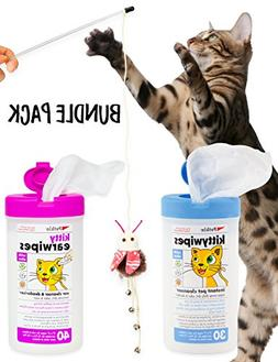 Bundles by Creative Home Store Cat Kitty Grooming Kit includ