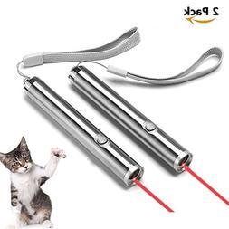 Cat LED Light Pointer-2 pack,Needobi Pointer Interactive Toy