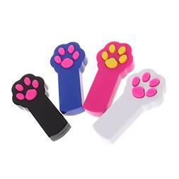 cat light toy stick teaser