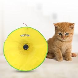 Estink Cat's Meow Pet Toy,4 Speeds Generic Moving Undercover
