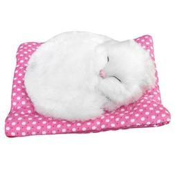 George Jimmy Cat Model Simulation Plush Toys/Stuffed Animals