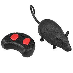 Petacc Cat Mouse Toy Electric Remote Control Cat Toy Funny P