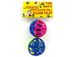 cat play balls case