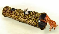 Pet Parade Cat Play Tunnel - Playhouse Toy