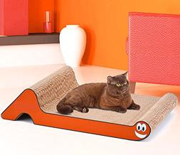 Zero Cat Scratch Chaser Scratcher Plus Toy Combined Earthwor