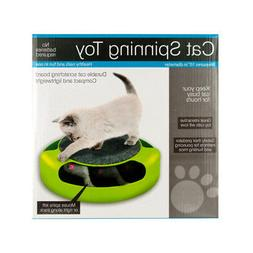 Cat Scratch Pad Spinning Toy with Mouse-Package Quantity,2