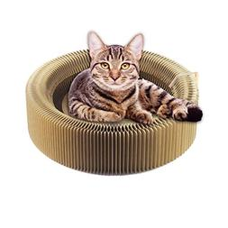Vvesoase cat Scratcher bed- Cat scratching board scraping/ru