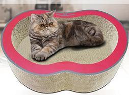 Zero Cat Scratcher Cardboard Toy Cat Bed Cat Scratch Board C
