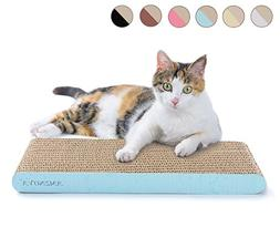 AMZNOVA Cat Scratcher, Cardboard Cat Scratchers, Durable & R