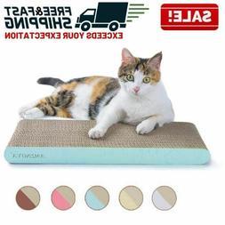 Cat Scratching Board Post Pet Scratcher Pad Furniture Bed Ma