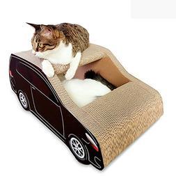 Zero Cat Scratching Pads Cardboard Toy Corrugated Suv Cat Sc