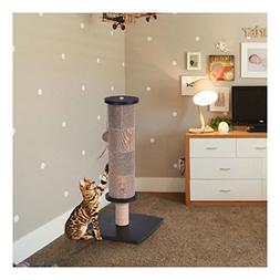 Cat Scratching Post Tall Activity Tree Cat Scratcher with Fu