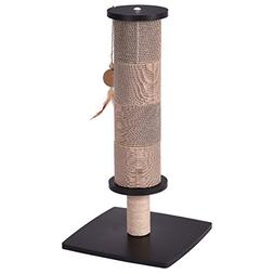 totoshop Cat Scratching Post Tall Activity Tree Cat Scratche