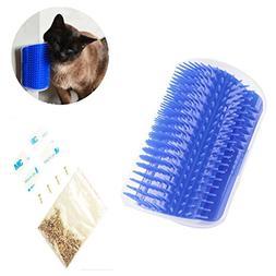 Cat Self Groomer - Citmage Hard Plastic Grooming Brush -  Re