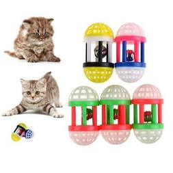 Cat Toy Ball Interactive Cat Toys Play Chewing Rattle Scratc