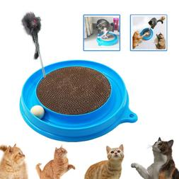 Cat Toy, Cat Turbo Toy, Post Pad Interactive Training Exerci