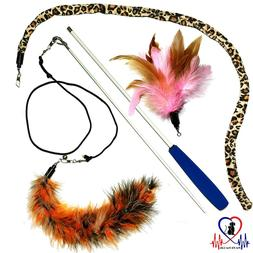 Cat Toy Interactive Cat Wand Perfect Gift For All Your Cat