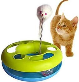 cat toy mouse and ball sturdy base