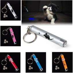 Cat Toy Mouse Pattern Animation Infrared Pointer LED Laser L