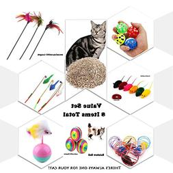 Alkem Cat Toy Value Package All In One Catnip Cat Toy Ball R