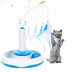 Adrance Cat Toys Ball Electronic Interactive Toys Best Pet A